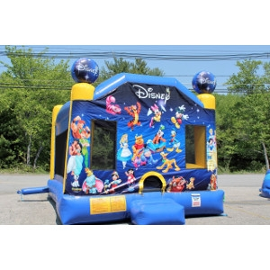 World of Disney 15' x 16' Bounce House