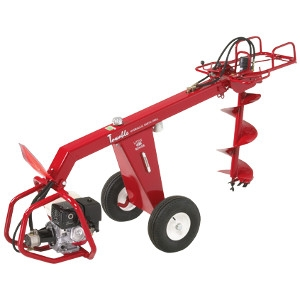 One Man Hydraulic Auger