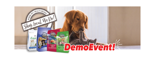 NutriSource Pet Food Demo