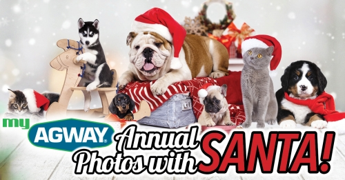 Save the Date - Photos with Santa 2019, Day 1