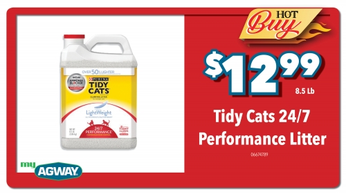 Tidy Cats 24/7 Performance Litter