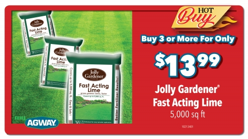 Jolly Gardener Fast Acting Lime - 3 or More $13.99