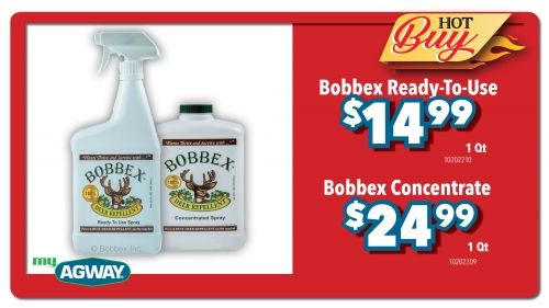 Bobbex Concentrated Spray - Ready to Use