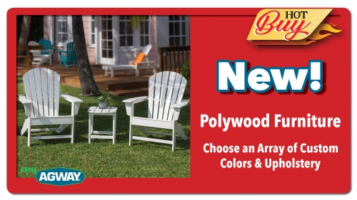 NEW! Plywood Furniture - An Array of Custom Colors