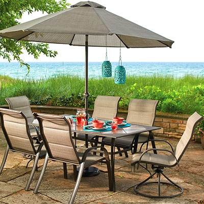 Boston 7-Pc. Patio Set