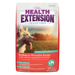 Health Extentions Dog Food
