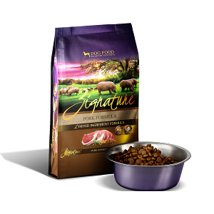 Zignature Dog Food