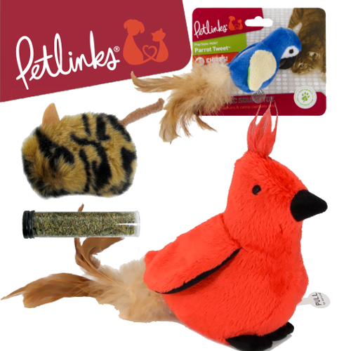 Petlinks Cat Toys