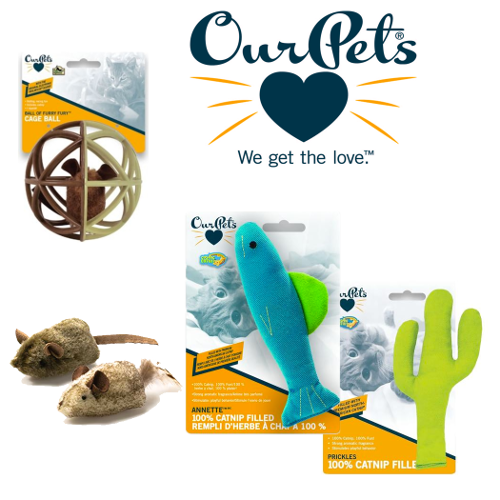 Our Pets Cat Toys