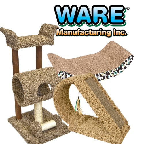 WARE Manufacturing Furniture & Scratchers