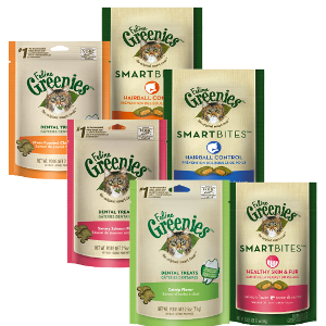 Greenies Cat Treats