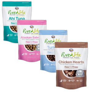PrueVita Freeze Dried Cat Treats