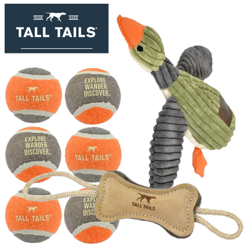Tall Tails Dog Toys