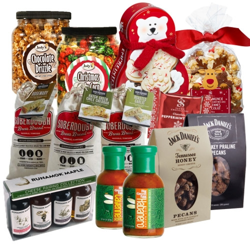Gourmet Stocking Stuffers