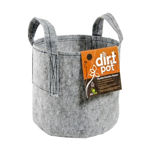 Dirt Pot, 7 Gal w/Handle