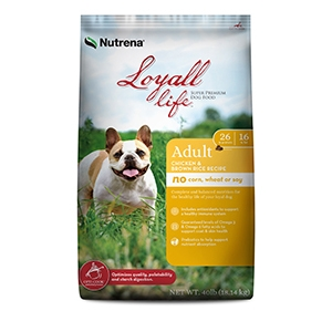 Nutrena Loyall Life Adult Chicken and Rice Recipe Dog Food
