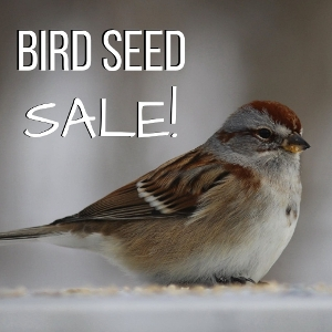 Agway Wild Birding Stock-Up Sale
