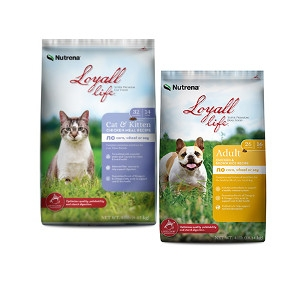Nutrena Loyall Life Pet Foods