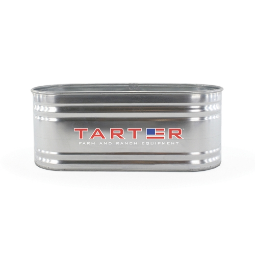 Tarter® 125-gallon Galvanized Water Stock Tank