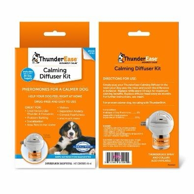 ThunderEase Calming Diffuser Kit for Dogs