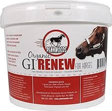 Pennwoods Equine Products Inc. Organic GI Renew