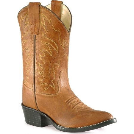 Old West Youth Cinnamon Sage Boot