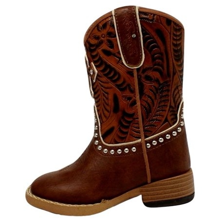 Blazin Roxx Youth Cross Cowgirl Boot