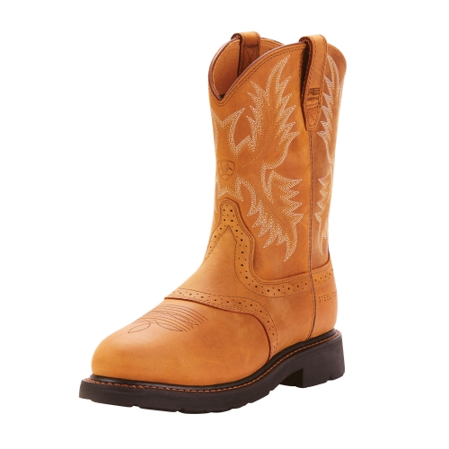 Ariat Men's Sierra Saddle STEEL TOE Workboot
