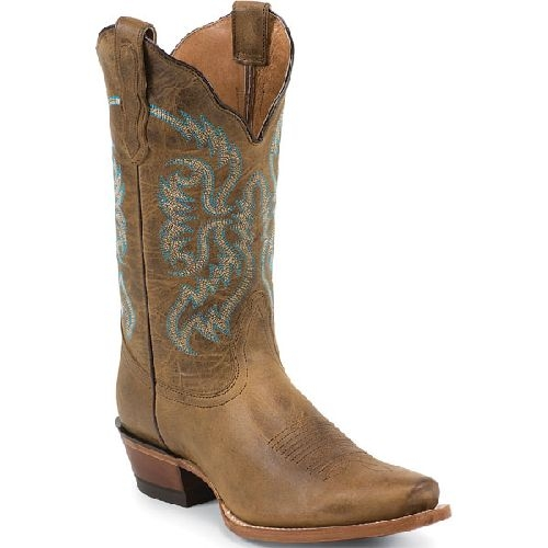 Nocona Bluebonnet Tan Leather Boot