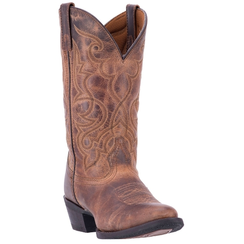 Laredo Women's Maddie Distressed Tan Boot