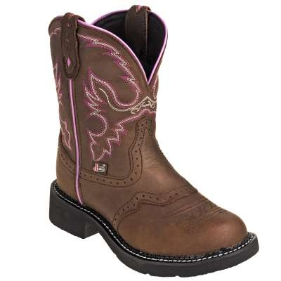 Justin Women's Gemma Aged Bark Gypsy Boot