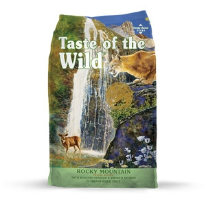 Taste of the Wild® Rocky Mountain Feline Recipe