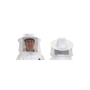 The Little Giant Beekeeping Veil with Built-In Hat