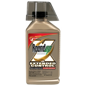 Roundup® Concentrate Extended Control Weed & Grass Killer Plus Weed Preventer