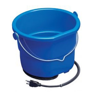 10 Quart Heated Flat Back Bucket