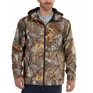 Carhartt Camo Force Equator Rain Jacket