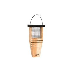 Natures Way Tail-Prop Suet Feeder