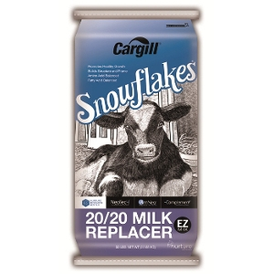 Nutrena Snowflakes 20-20 Milk Replacer