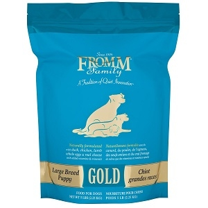 Fromm Large Breed Puppy Gold