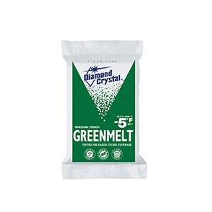 Diamond Crystal® GreenMelt® Ice Melt Products