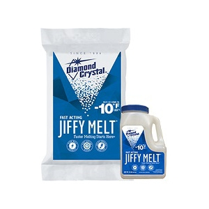 Diamond Crystal® Jiffy Melt® Blended Ice Melt