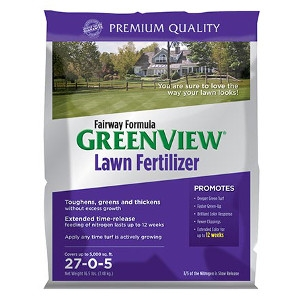 GreenView Fairway Formula Lawn Fertilizer
