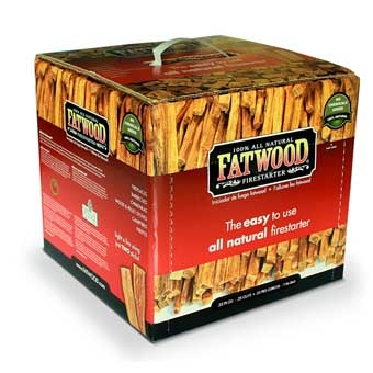 Fatwood Firestarter Color Box 10 Lb