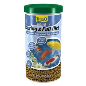 Tetra® Spring and Fall Diet Koi Food