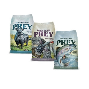 Taste of the Wild PREY Pet Food - All Sizes