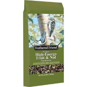Feathered Friend High-Energy Fruit & Nut $19.99