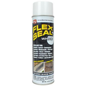 Swift Response Flex Seal White Spray 14oz