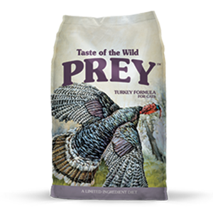Taste of the Wild Prey Limited Ingredient Turkey Cat Formula 6lb