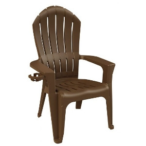 Big Easy® Adirondack Chair - Earth Brown
