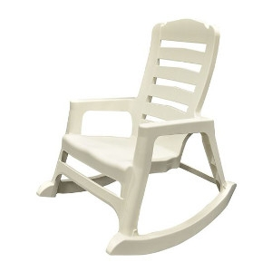 Big Easy® Stacking Rocking Chair - White